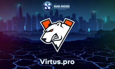 Virtus.pro will play at WePlay! Mad Moon