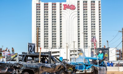 Core Arena at the Plaza Hotel & Casino welcomes second annual Casino Battle Royale Demolition Derby