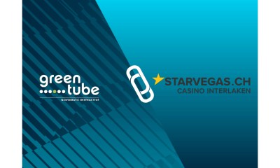 Greentube supplies platform behind Starvegas.ch by Casino Interlaken