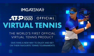 IMG Arena and ATP Media to launch ATP Masters 1000 virtual tennis product