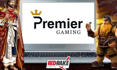 Red Rake Gaming partners with PremierGaming
