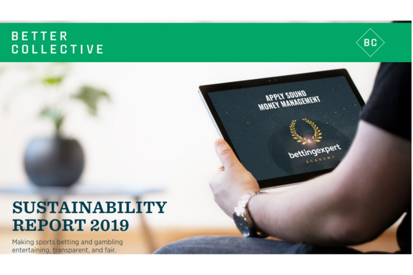 Better Collective annual report 2019 and change to financial calendar