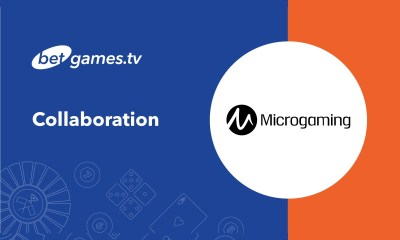 BetGames.TV and Microgaming announce exciting collaboration