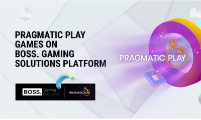 Pragmatic Play Joins Forces With BOSS. Gaming Solutions