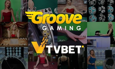TVBET bets on GrooveGaming to stimulate additional rapid growth