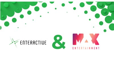 Enteractive Partners with Max Entertainment