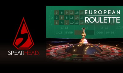 Spearhead Studios releases its seventh title and first table gameEuropean Roulette