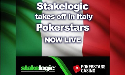 Stakelogic strides into Italy