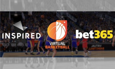 Inspired Offers V-Play Basketball on Bet365.com