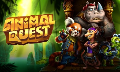 Evoplay Entertainment in Animal Quest