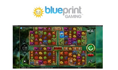 Blueprint Gaming with Gorilla Gold Megaways™