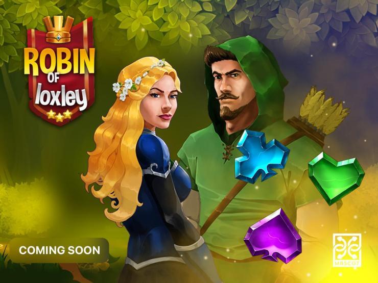 Mascot Gaming's latest slot