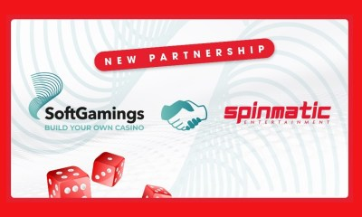 SoftGamings becomes new Spinmatic distribution channel