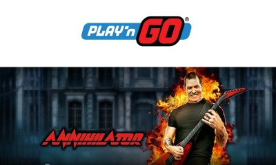 Play'n GO with Annihilator