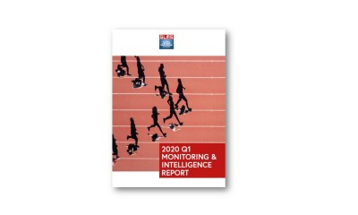 GLMS issues its 2020 Q1 Monitoring & Intelligence Report