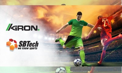 Kiron extends partnership with SBTech