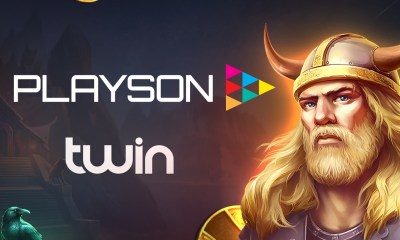Playson secures content distribution deal with Twin Casino