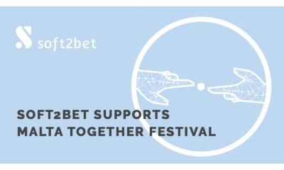 Soft2Bet donates to Malta Together Festival