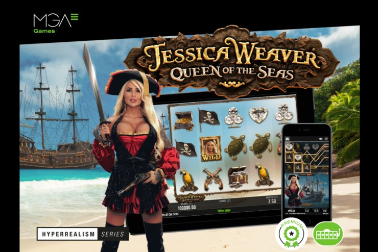 Jessica Weaver, is the new protagonist of the Hyperrealism Series by MGA Games