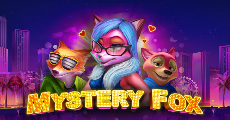 Glamorous Las Vegas Beckons in Pariplay's New Mystery Fox Slot