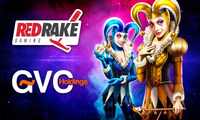 Red Rake Gaming enters partnership with GVC Holdings PLC