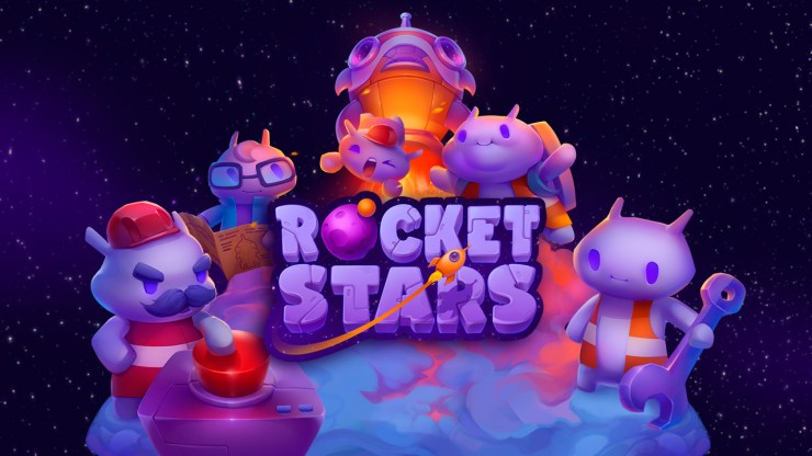 Rocket Stars - Evoplay Entertainment fans into the cosmos