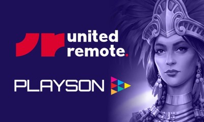 Playson seals a major content deal with resurgent United Remote