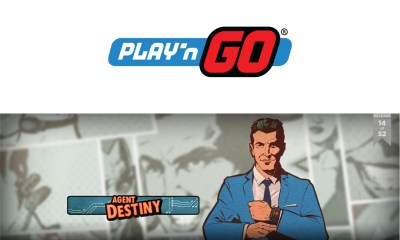 e Brand-New Play'n GO Slot, Agent Destiny
