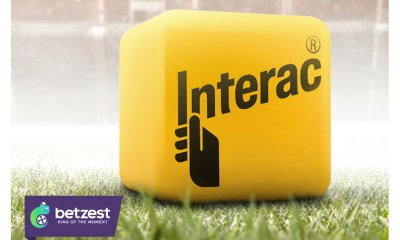 Online Casino and Sportsbook BETZEST™ goes live with leading payment provider Interac