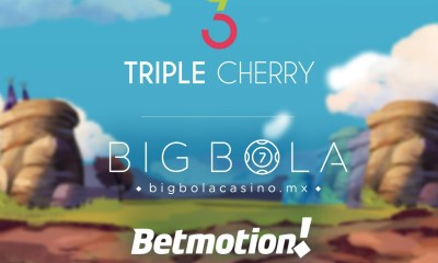 Triple Cherry video slots live now at BigBola and BetMotion casinos
