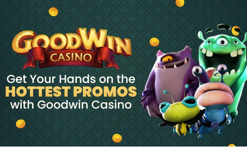 Get Your Hands On The Hottest Promos With Goodwin Casino