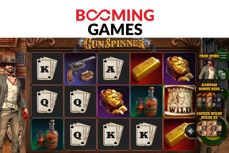 Booming Games - Gunspinner