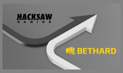 Hacksaw Gaming partner with Bethard Group