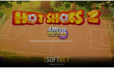 iSoftBet scores slot hit with Hot Shots 2