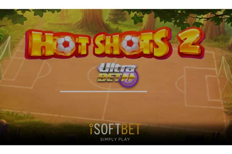 iSoftBet scores slot hit with Hot Shots 2