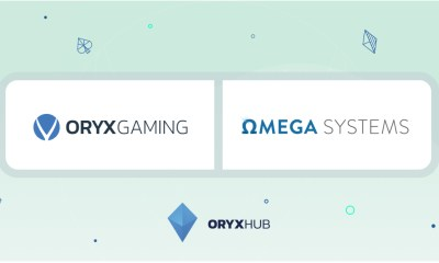 ORYX Gaming adds premium gaming content to OMEGA platform