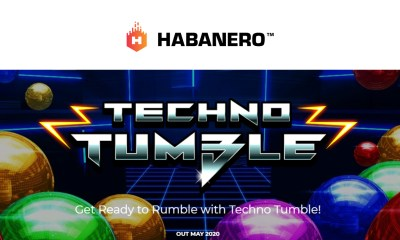 Habanero gets ready to rumble with Techno Tumble
