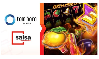 Salsa Technology makes a noise with Tom Horn Gaming partnership