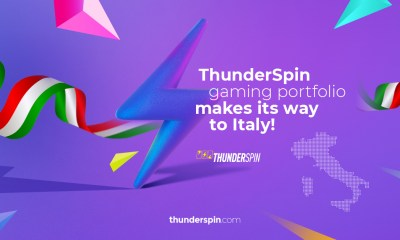 ThunderSpin gaming portfolio gets the green light and gears up to make Italian debut