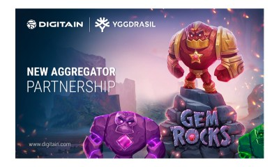 Yggdrasil strikes distribution deal with Digitain