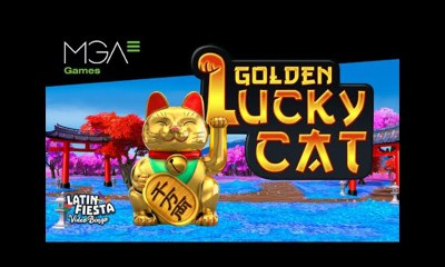 "MGA Games Releases ""Golden Lucky Cat"""