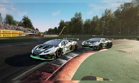 Lamborghini Enters eSports Arena
