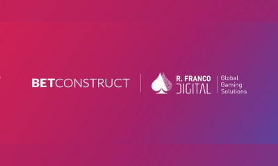 R. Franco Digital and BetConstruct join forces for international expansion