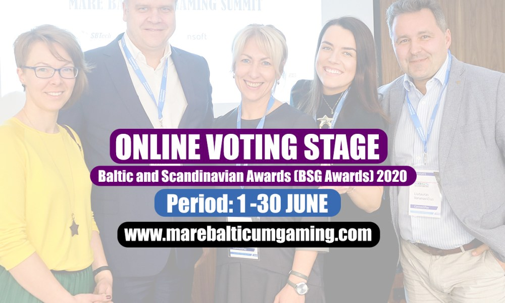 Photo of The online voting session for the Baltic and Scandinavian Awards (BSG Awards) 2020 is now live! | European Gaming Industry News