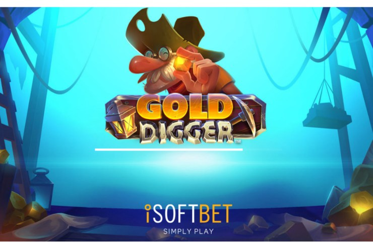 iSoftBet unearths new hit in Gold Digger