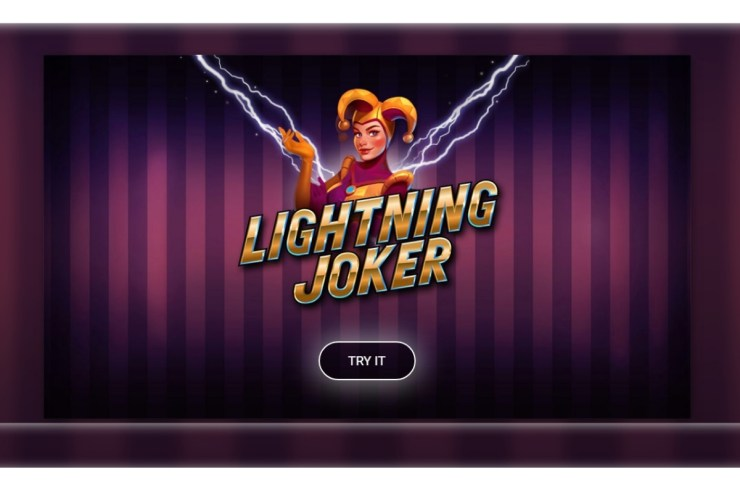 Yggdrasil releases blazing new addition to Joker series, Lightning Joker, with first ever turbo spin