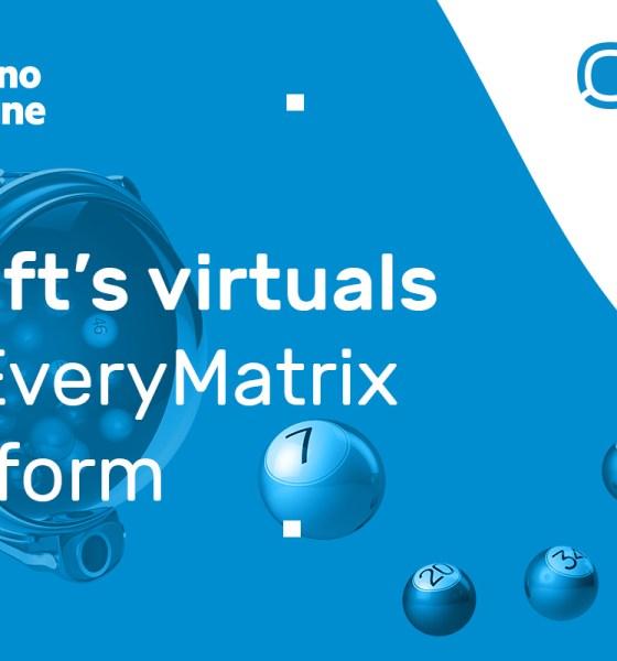 NSoft's virtuals on EveryMatrix platform
