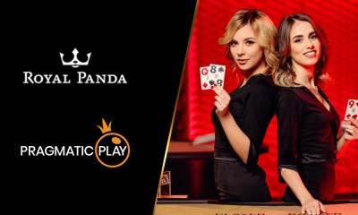 Pragmatic Play's Live Casino Products Available With Royal Panda
