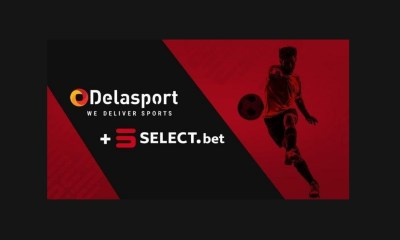 Delasport signs with Select.bet – sportsbook and casino platform