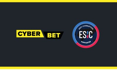 Cyber.Bet became a member of ESIC